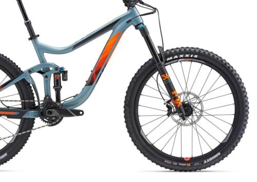 Rent bike Porto-Vecchio Giant Giant Reign 1.5