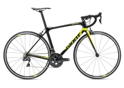 Bike hire Porto-Vecchio Giant TCR Advanced 0 Di2 2018