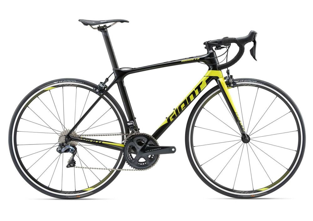 Bike hire Porto-Vecchio Giant TCR Advanced 0 Di2 2018