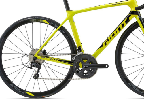 Giant TCR Advanced 2 Disc Kom