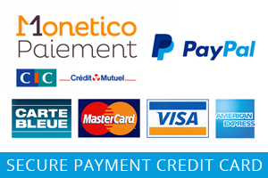 secure payment credit card