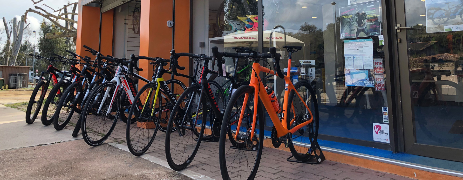 Magasin Vélo Porto Vecchio