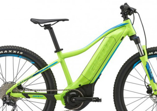 Location vélo Porto-Vecchio VTT Electrique Fathom E Junior 2019