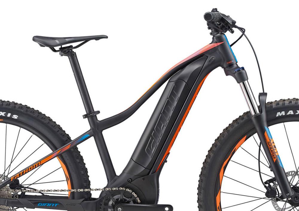 Location vélo Porto-Vecchio VTT Fathom E3 Power 2019
