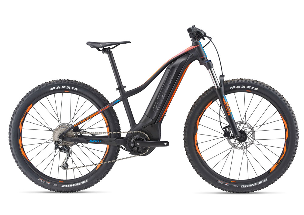 Location vélo Porto-Vecchio VTT Fathom E3 Power 2019